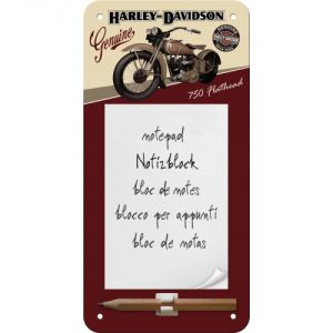 Notes Magnetico Harley Genuine