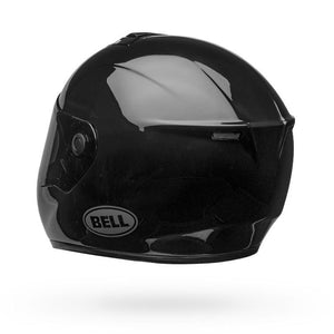 Bell SRT Solid Helmet: Black