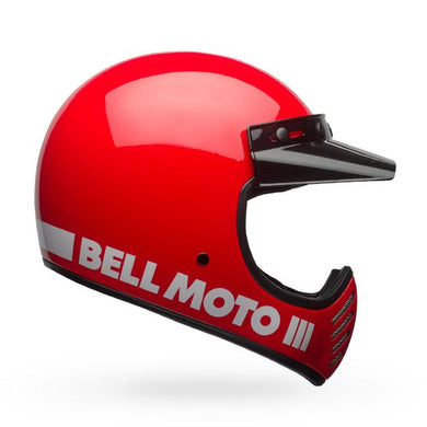 Bell Moto-3 Gloss Red