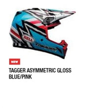 TAGGER ASYMMETRIC DLOSS BLUE/PINK