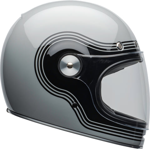Bell Custom 500 DLX Gloss Helmet Gloss Gray Black