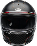 Bell Eliminator Carbon RSD THE CHARGE MATTE/GLOSS BLACK