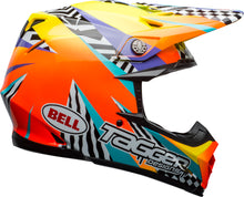 Moto-9 MIPS TAGGER BREAKOUT GLOSS ORANGE/YELLOW