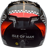 Bell Qualifier DLX Mips ISLE OF MAN 2020 GLOSS RED/BLACK/WHITE