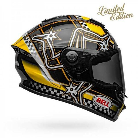 Bell Star Mips Isle Of Man Helmet