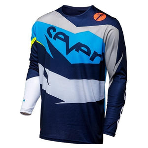 SEVEN YOUTH YOUTH IGNITE JERSEY CORAL / NAVY