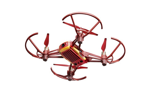 DRONE TELLO IRON MAN DJI