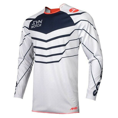 SEVEN YOUTH YOUTH ANNEX EXO JERSEY CORAL / NAVY
