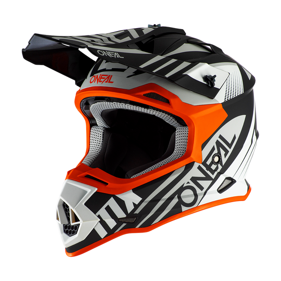 Casco 2 Series Spyde Amarillo