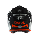 Casco 2 Series Spyde Blanco Naranja