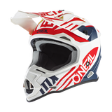 Casco 2 Series Spyde Blanco Azul