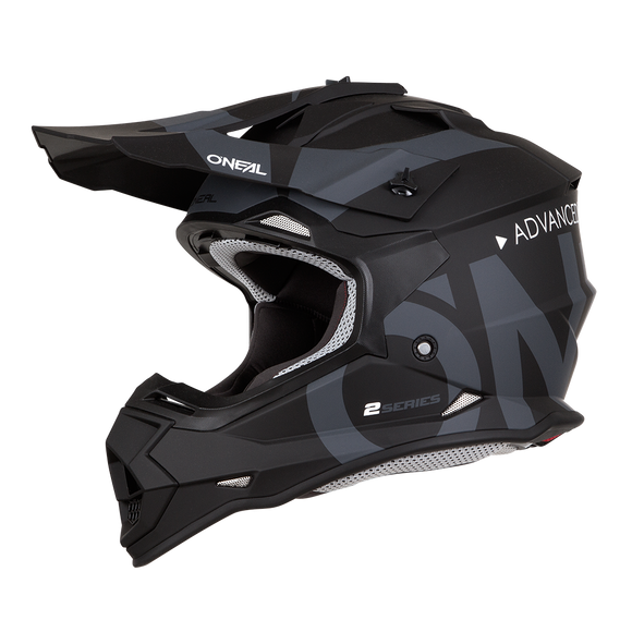 Casco 2 Series Slick Black