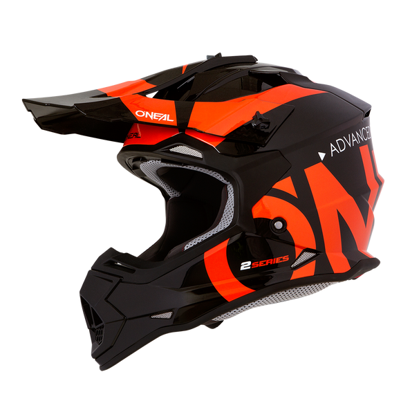 Casco 2 Series Slick Orange