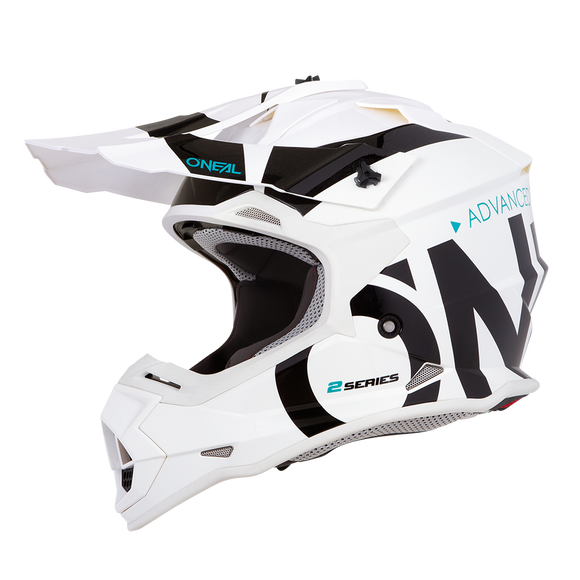 Casco 2 Series Slick Blanco