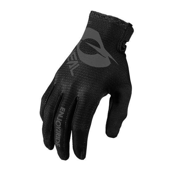 Guantes Matrix Stacked Negro