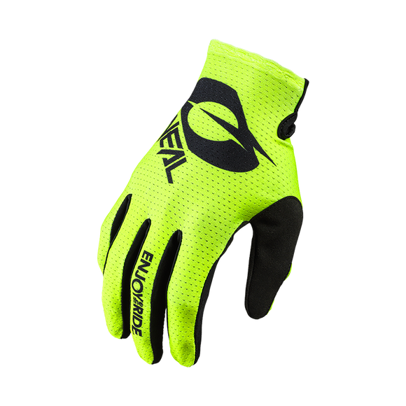 Guantes Matrix Stacked Amarillo