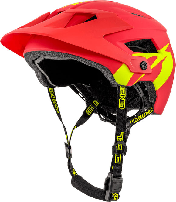 Casco Nova Defender Rojo Downhill