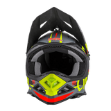 Casco 8 Series Aggressor Negro