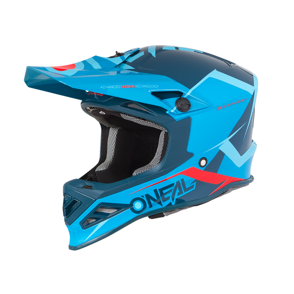 Casco 8 Series Blizzard Blue