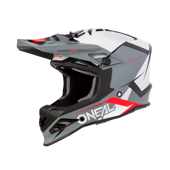 Casco 8 Series Blizzard Grey