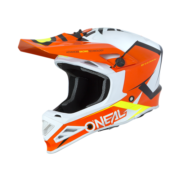 Casco 8 Series Blizzard Orange