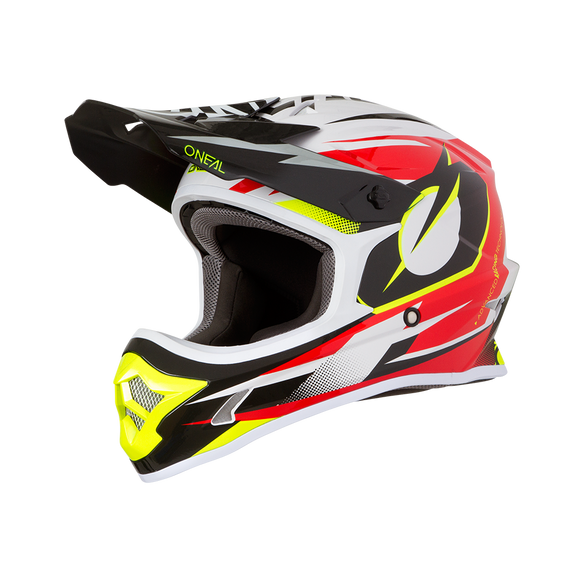 Casco 3 Series Riff Red