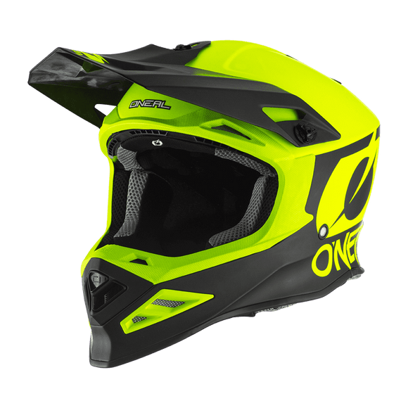 Casco 8 Series 2T Amarillo