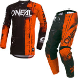 Kit Jersey y Pantalón Element Shred Orange