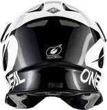 Casco 8 Series 2T Negro