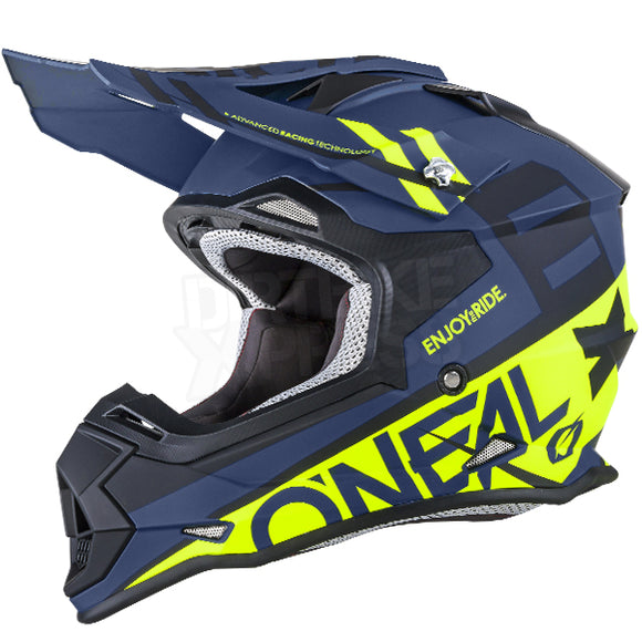 Casco 2 Series Spyde Azul