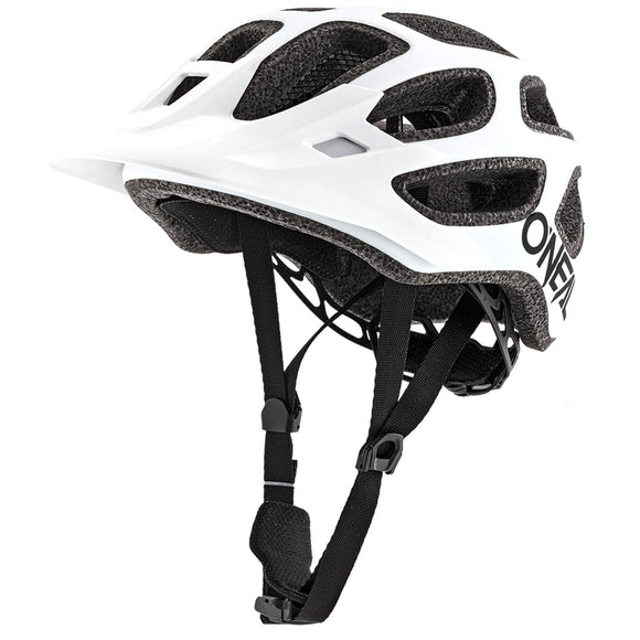 Casco Thunderball Solid Blanco