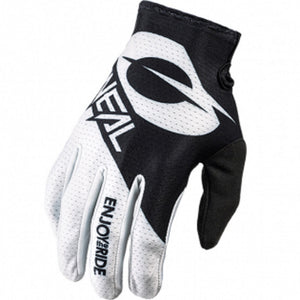 Guantes Matrix Stacked Blanco