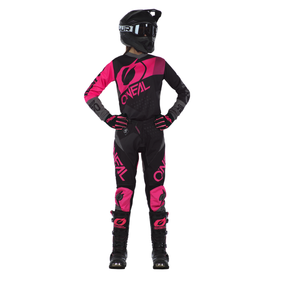 Kit Jersey y Pantalón Element Factor Rosa 2020