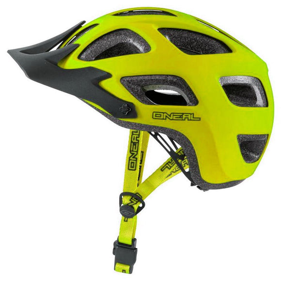 Casco Thunderball Solid Amarillo