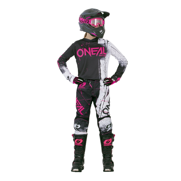 Kit Jersey y Pantalón Element Shred Pink