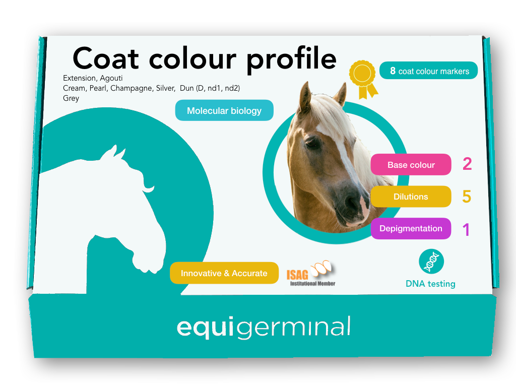 Coat colour profile