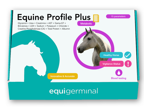 Equine Profile Plus - 15 parameters