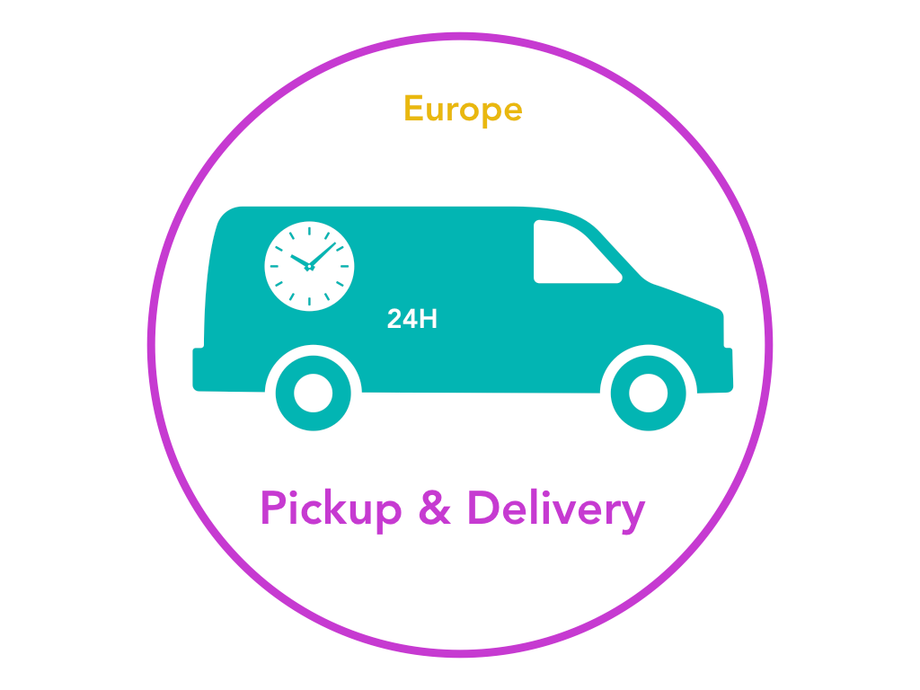Request an Express Pick-up - Europe