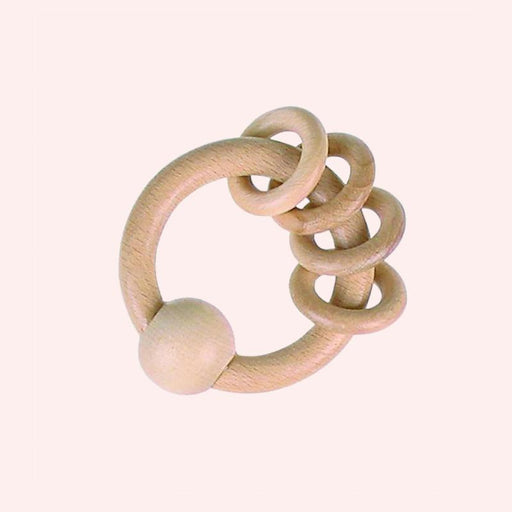 Wooden Teething Ring