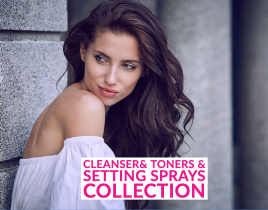 Skin Cleansers & Toners  Makeup Setting Sprays