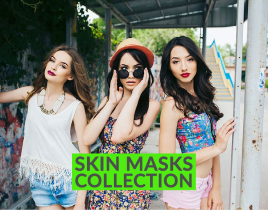 Skin Care Masks Collection