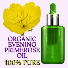 ORGANIC EVENING PRIMROSE OIL (Oenothera Biennis Seed Oil)