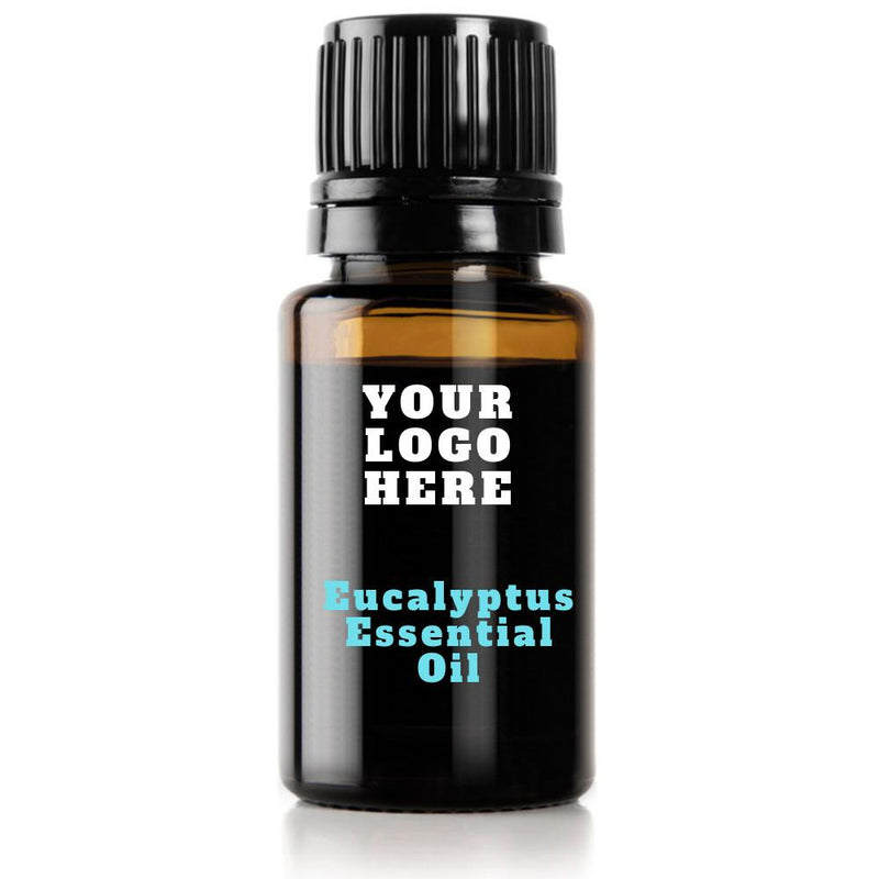 Eucalyptus Essential Oil (Eucalyptus Globulus)- Australian - Private Label - Medidermlab