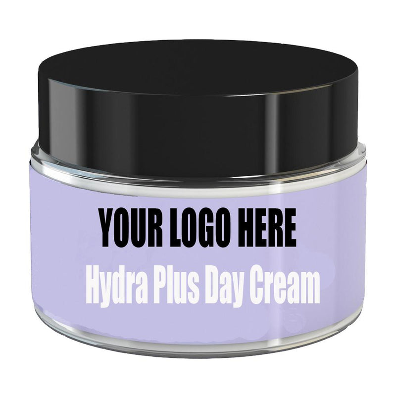 Hydra Plus Day Cream- Best Skin Light Moisturizer  - Private Label - Medidermlab