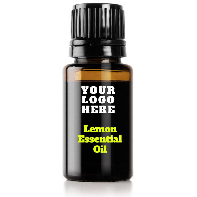Lemon Essential Oil  (Citrus Limonum) - Private Label - Medidermlab
