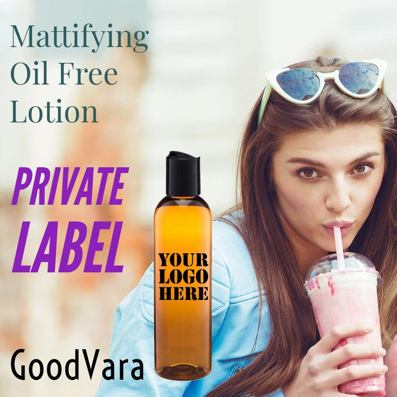 Mattifying Oil Free Lotion (Moisturizer For Oily & Blemished Skin Types)