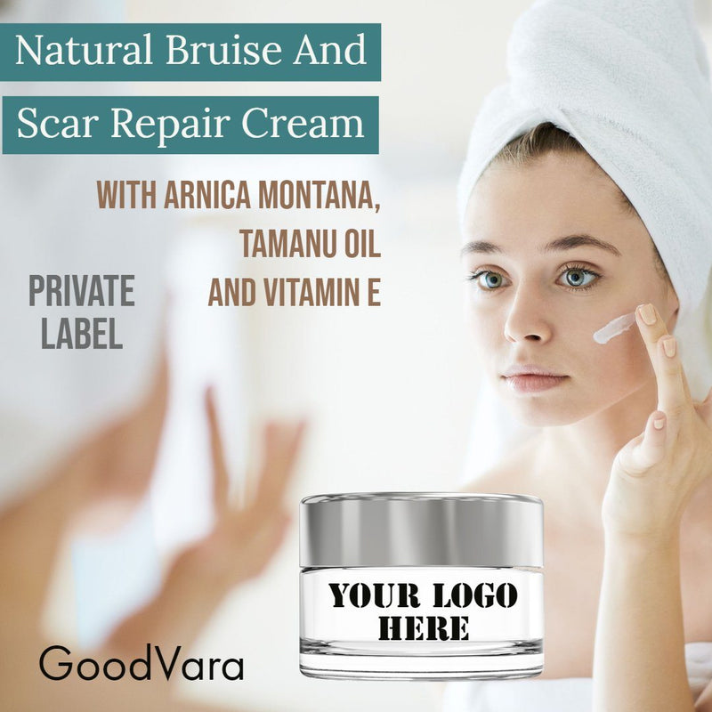 GoodVara Natural Bruise And Scar Repair Cream