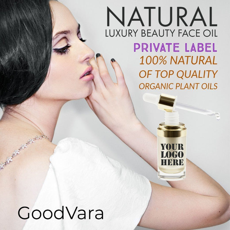 GoodVara Natural Luxury Beauty Face Oil