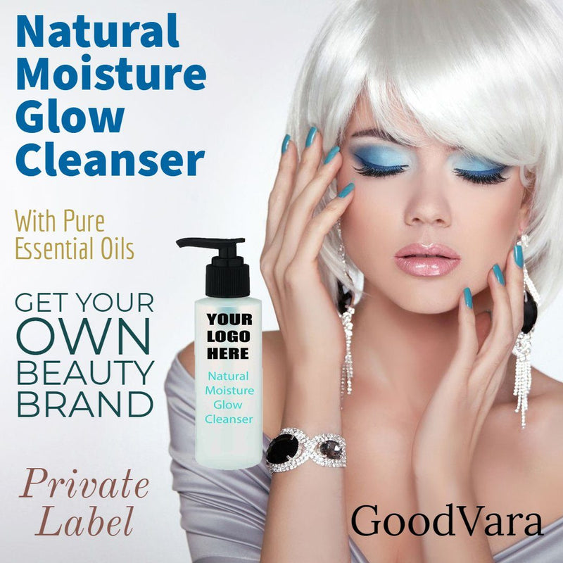 GoodVara Natural Moisture Glow Cleanser