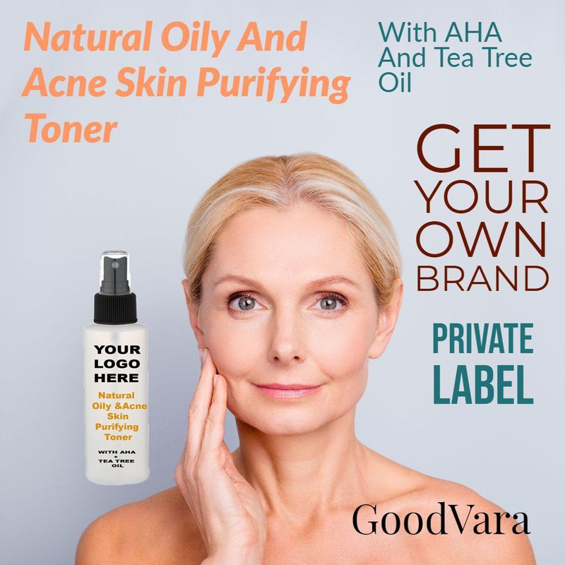 GoodVara Natural Oily And Acne Skin Purifying Toner